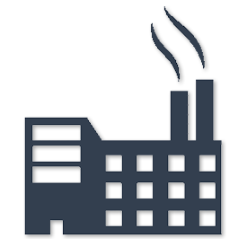 Industrial Sector Icon