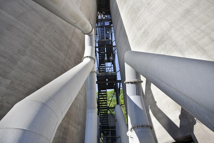 Holcim Cement Plant