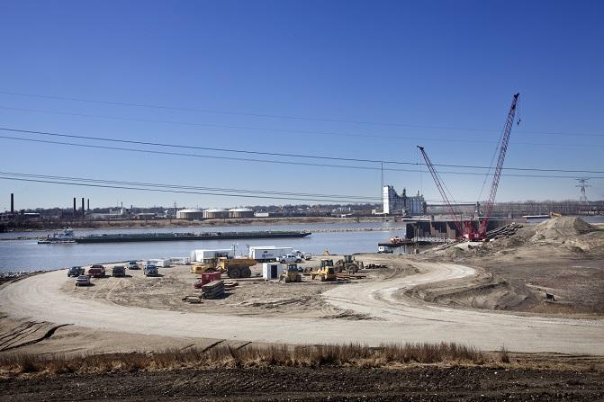 America's Central Port Harbor Project