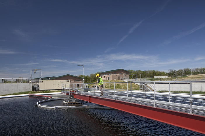 Liberty Utilities & Wastewater Treatment Center