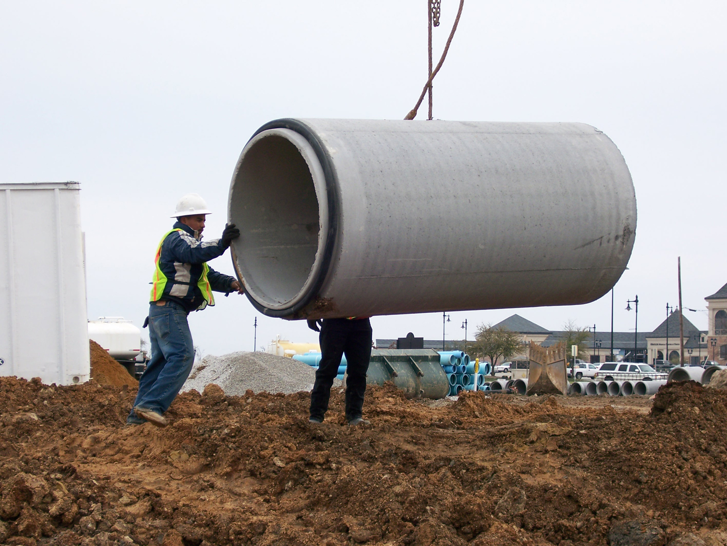 storm-sewer-construction